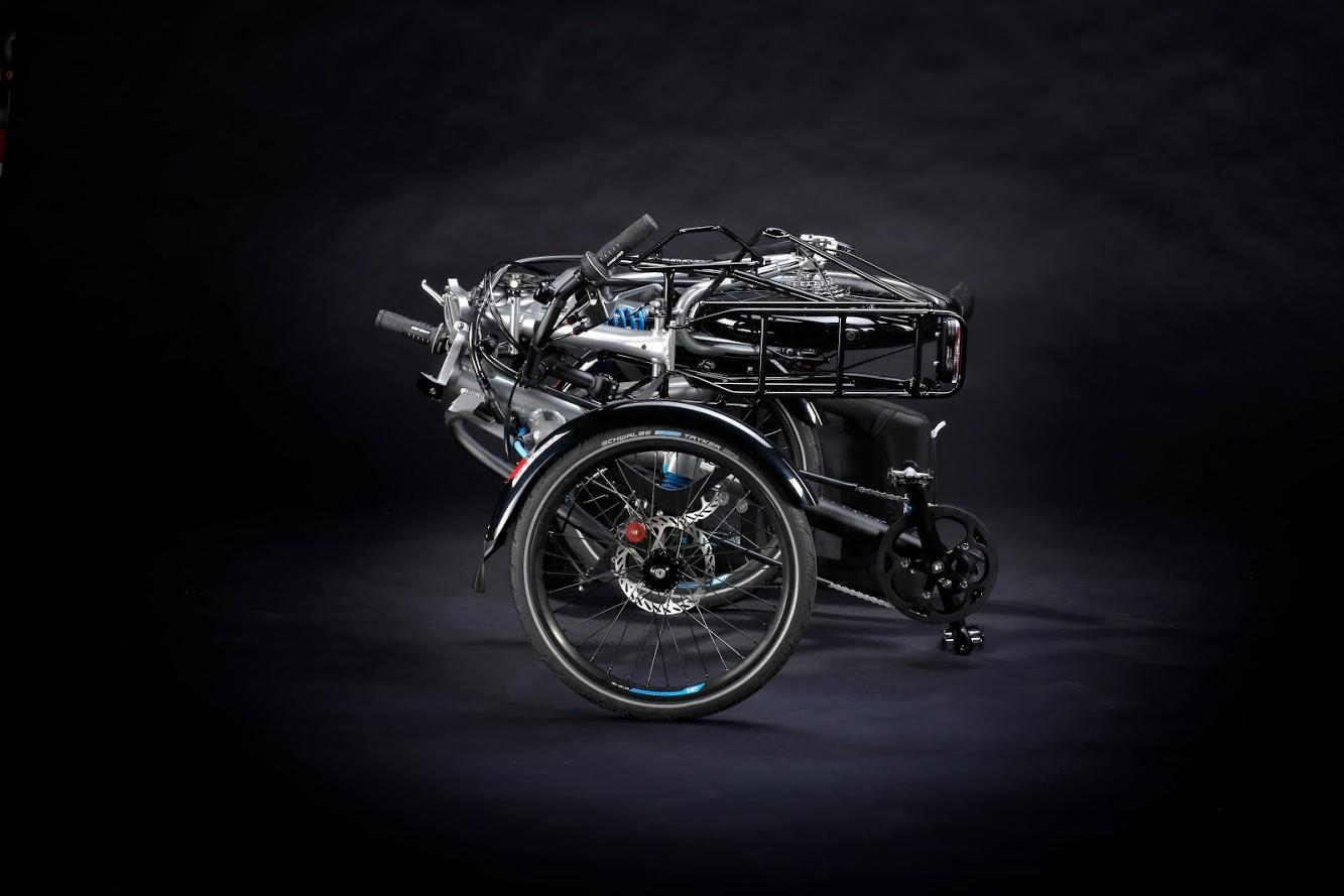 Liegedreirad HP Velotechnik Scorpion plus 20