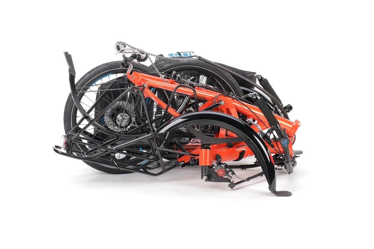 Liegedreirad HP Velotechnik Scorpion FX